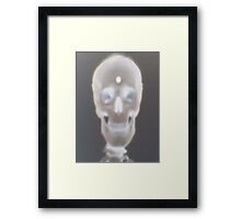 ONE TO THE DOME (ZOMBIES) Framed Print
