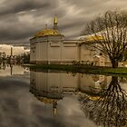 Turkish Bath ,Tsarskoe Selo  by LudaNayvelt
