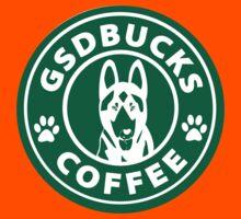 GSDBucks Coffe Kids Tee