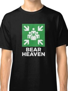 ROBUST Bear for chaser heaven assembly white Classic T-Shirt