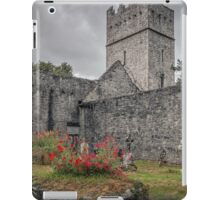 Muckross Abbey - Killarney - County Kerry - Ireland iPad Case/Skin