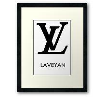 LaVeyan Framed Print