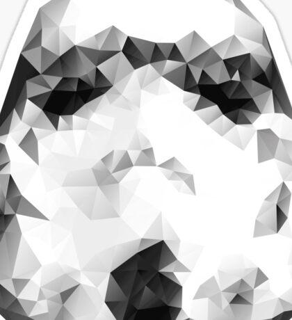 Stromtrooper Triangles Sticker