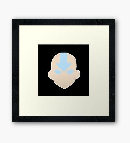 Avatar- The Last Airbender Framed Print