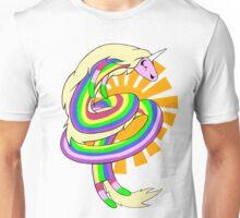Lady Rainicorn  Unisex T-Shirt