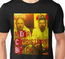 Merry Christmas, B***h - Walt and Jesse (Breaking Bad) Unisex T-Shirt