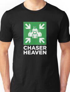 ROBUST Chaser for bear heaven assembly white Unisex T-Shirt