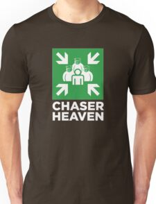 ROBUST Chaser for bear heaven assembly white Unisex T-Shirt