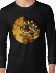 Bowser Long Sleeve T-Shirt