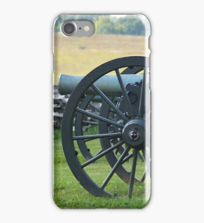 Union Cannons iPhone Case/Skin