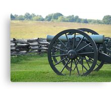 Union Cannons Canvas Print