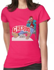 G HERBO HIPHOP VINTAGE SHIRT Womens Fitted T-Shirt