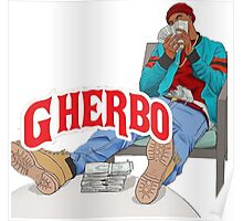 G HERBO HIPHOP VINTAGE SHIRT Poster