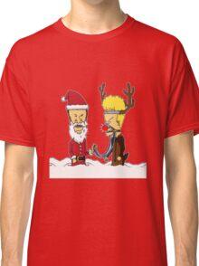 Beavis  & Butthead Christmas Classic T-Shirt