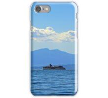 Deep Blue Sea (best viewed large) iPhone Case/Skin