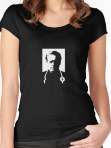 The Prisoner Women's Fitted Scoop T-Shirt