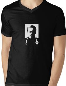The Prisoner Mens V-Neck T-Shirt