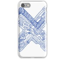 MechaniX iPhone Case/Skin