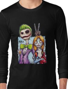 Nightmare In Gotham Long Sleeve T-Shirt