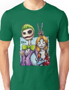 Nightmare In Gotham Unisex T-Shirt