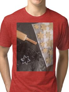 Holiday Cookies Tri-blend T-Shirt
