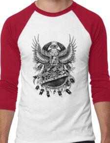 Dream Quest 2 Men's Baseball ¾ T-Shirt