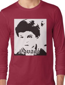 Fred Savage Long Sleeve T-Shirt