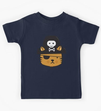 Pirate Cat - Jumpy Icon Series Kids Clothes