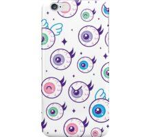 Kira!Kira! Eyeballs iPhone Case/Skin