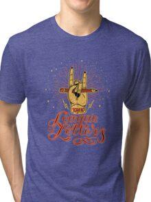 League of Letters Tri-blend T-Shirt