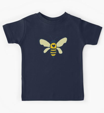 Bees and Flowers Kids Clothes