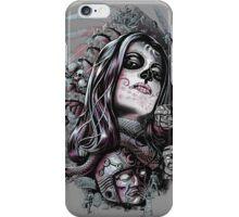 Coyolxuahqui iPhone Case/Skin