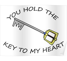 KoH - You Hold The Key To My Heart Poster