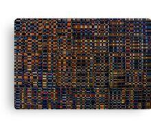 Wooden Seamless Texture - Pattern Design Canvas Print
