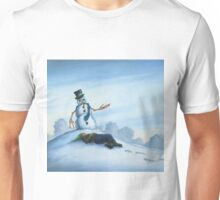 Don't F**k With Frosty, For He Can Really Ruin That Holiday Spirit! Unisex T-Shirt