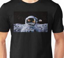 Goldfish in Space Unisex T-Shirt