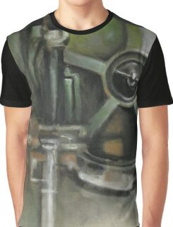 Machine Graphic T-Shirt