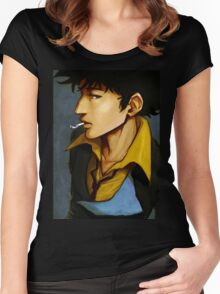 Cowboy Bebop Women's Fitted Scoop T-Shirt
