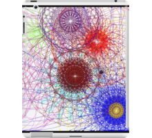 COLORED STRING iPad Case/Skin