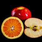 Apples Oranged by Janice Carter