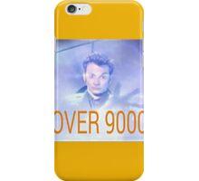 Over Nine Thousand iPhone Case/Skin