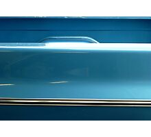 Truck Bed Photographic Print