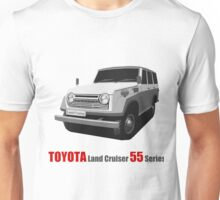 TOYOTA Land Cruiser 55 Series Unisex T-Shirt