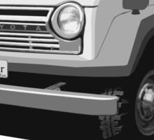 TOYOTA Land Cruiser 55 Series Sticker