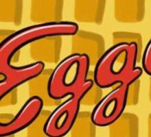 Eggo Waffle Sticker
