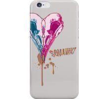 I heart sQuawk! iPhone Case/Skin