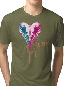 I heart sQuawk! Tri-blend T-Shirt