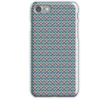 SharpWebs Repeating Pattern (Small) iPhone Case/Skin
