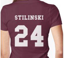 Stiles Stilinski 24 Womens Fitted T-Shirt