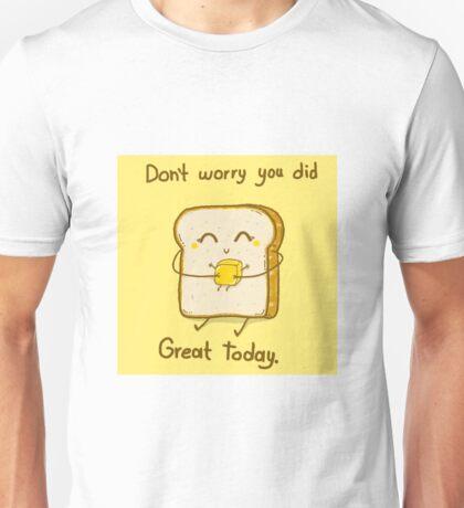 Toasty Unisex T-Shirt